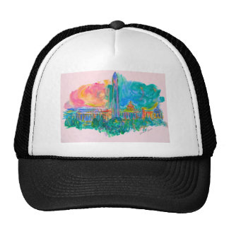 Capital Swirl Trucker Hat