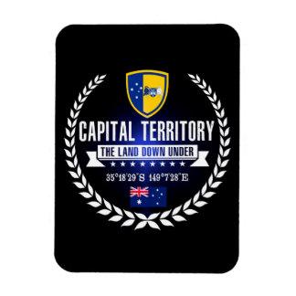Capital Territory Magnet