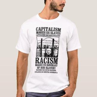 Capitalism makes us slaves T-Shirt