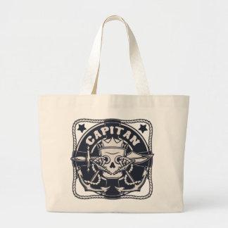 Capitan Large Tote Bag