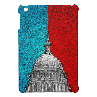 Capitol Building Abstract iPad Mini Cover