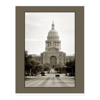 Capitol Building, Austin, TX Postcard