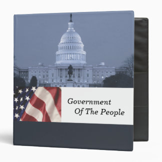 Capitol Building Binder