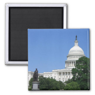 Capitol Building in Washington DC Magnet