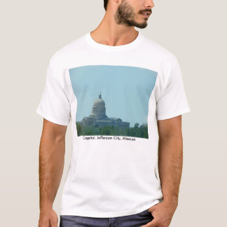 Capitol Building, Jefferson City, Mo. T-Shirt