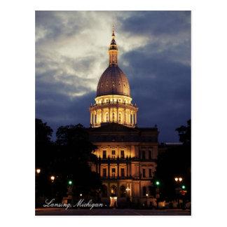 Capitol Building Postcard