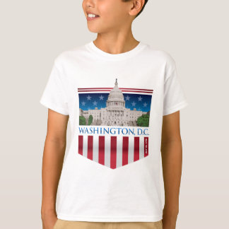 Capitol Building - Washington DC T-Shirt