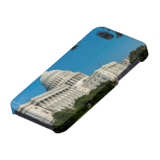 Capitol Building West View Case For iPhone 5/5S