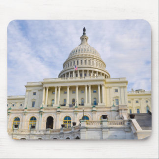Capitol Hill Building in Washington DC Mouse Pad