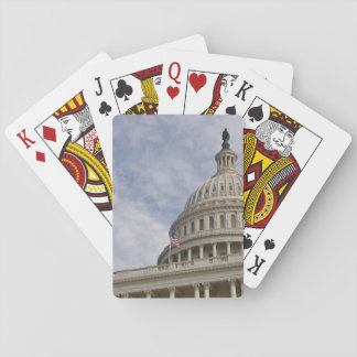 Capitol Hill Building in Washington DC Playing Cards