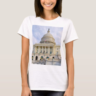 Capitol Hill Building in Washington DC T-Shirt