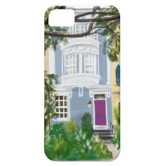 Capitol Hill Rowhouse iPhone 5 Covers