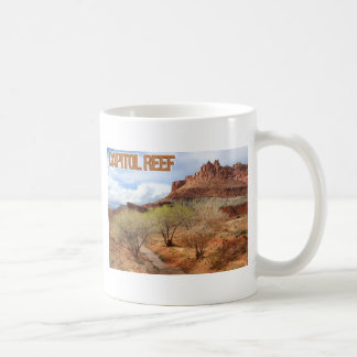 Capitol Reef Coffee Mug