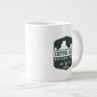 Capitol Reef National Park Giant Coffee Mug
