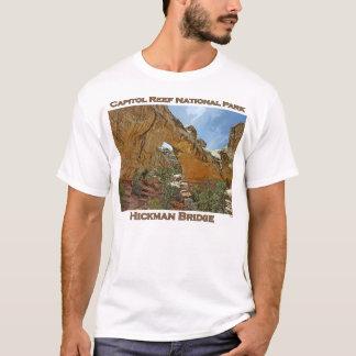 Capitol Reef National Park-Hickman Bridge T-Shirt