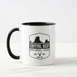 Capitol Reef National Park Mug