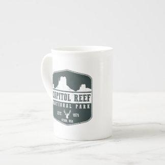 Capitol Reef National Park Tea Cup