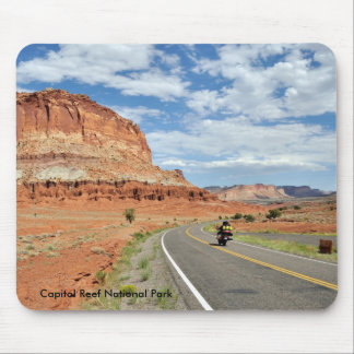 Capitol Reef National Park - Utah Mouse Pad