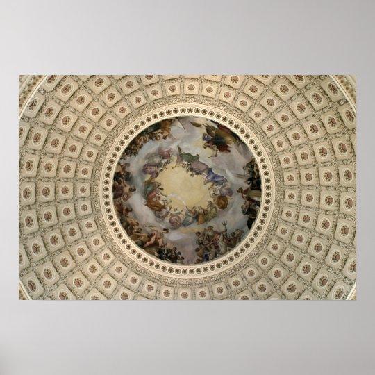 Capitol Rotunda Poster