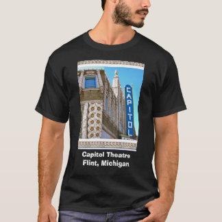 Capitol Theatre, Flint MI T-Shirt