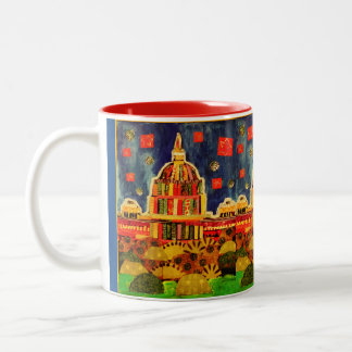 Capitol Two Tone Mug