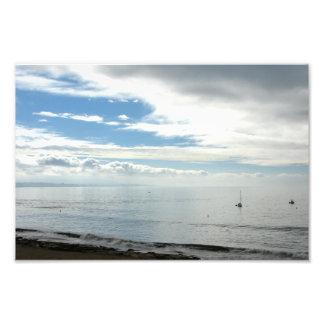 Capitola Beach Photo