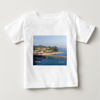 Capitola California Products Baby T-Shirt