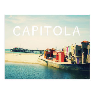 Capitola Postcard