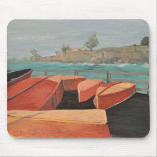 """""""Capitola Wharf"""" - Mousepad"""