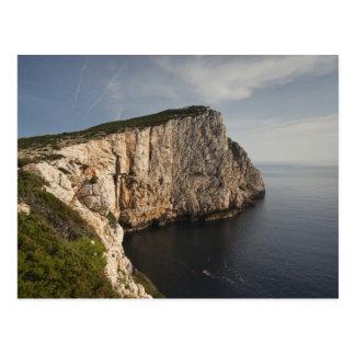 Capo Caccia, Alghero, Sardinia, Italy Postcard