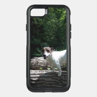 Capo von Oppenheim Jack Russell Terrier, Dog OtterBox Commuter iPhone 8/7 Case