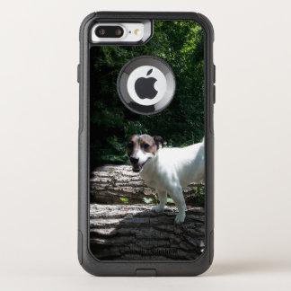Capo von Oppenheim Jack Russell Terrier, Dog OtterBox Commuter iPhone 8 Plus/7 Plus Case