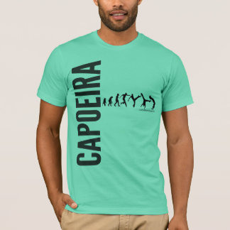 Capoeira green m T-Shirt