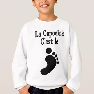 Capoeira Martial Art Fight Figher Sweatshirt
