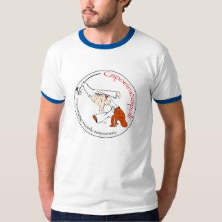 Capoeira napoli per il Giappone T-Shirt
