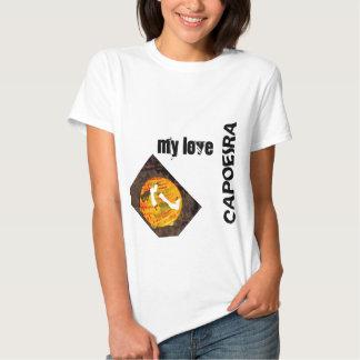 capoeira shirt mma martial arts
