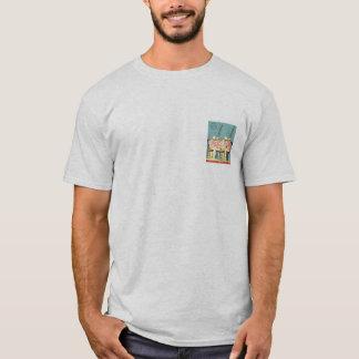 Capoeira Wharf of Porto T-Shirt