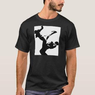 capoeirista armada martelo T-Shirt