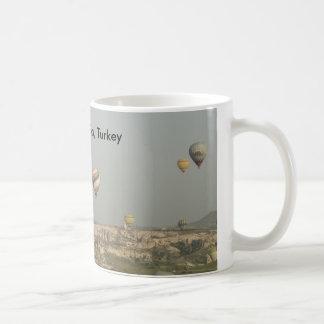 Cappadocia Nostalgia Basic White Mug
