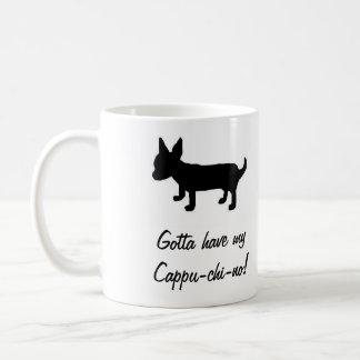 Cappu-chi-no Mug