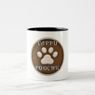 Cappu Poochie Brand Mug