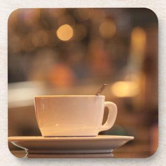 Cappuccino coffee, Venice, Italy Coasters