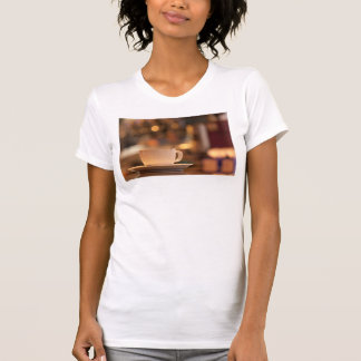Cappuccino coffee, Venice, Italy T-Shirt