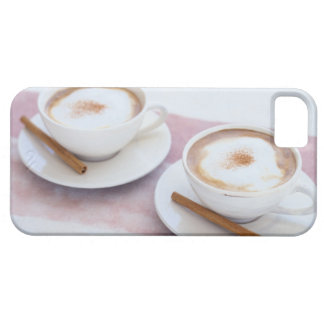 Cappuccino iPhone 5 Cases