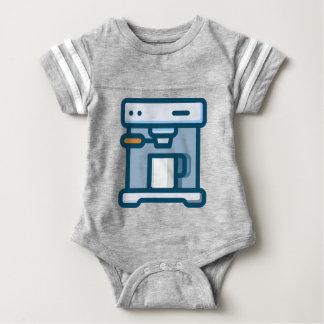 Cappuccino Machine Baby Bodysuit
