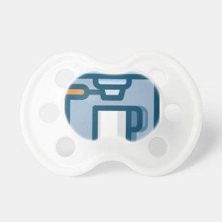 Cappuccino Machine Pacifier