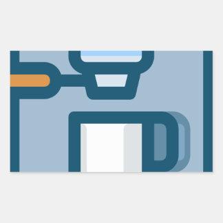 Cappuccino Machine Sticker