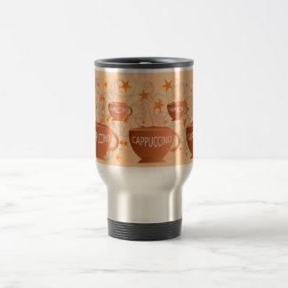 cappuccino travel mug