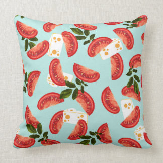 Caprese Throw Pillow
