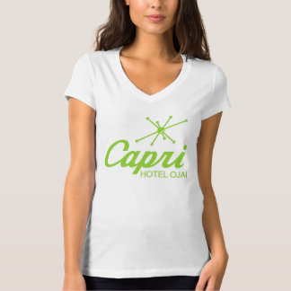 Capri Hotel Ojai, California T Shirt